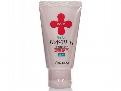 SHISEIDO資生堂 moist尿素加強保濕護手霜43g【小三美日】