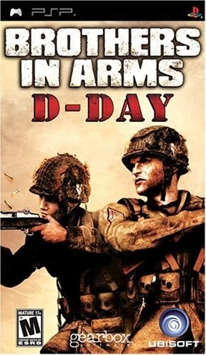 PSP Brothers in Arms D-Day 戰火回憶錄:登陸日(美版代購)