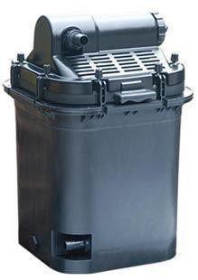 佳寶大型魚池過濾器955過濾桶配泵棉殺菌燈軟管