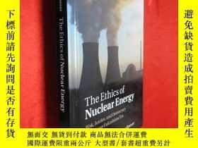 二手書博民逛書店The罕見Ethics of Nuclear Energy:Ri