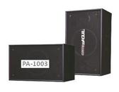 【中彰投電器】TDF(10吋)專業吊掛式歌唱低音喇叭(一組),PA-1003【全館刷卡分期+免運費】