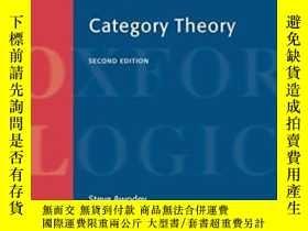 二手書博民逛書店Category罕見Theory (oxford Logic G