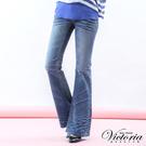 Victoria 喇叭褲-女-淺藍-VW112775
