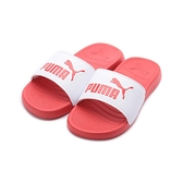 PUMA POPCAT 20 運動拖鞋 紅白 372279-16 女鞋