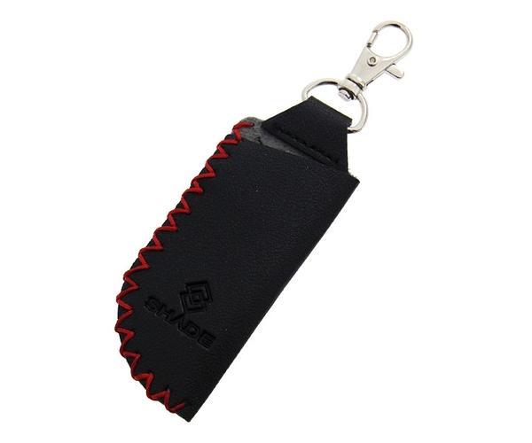 【SHADE】Neck strap DartsCase BaseParts Black x Red 鏢盒/鏢袋 DARTS