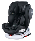 Osann Swift360 isofix 0-12歲 360度旋轉汽座 -曜石黑 /汽車安全座椅【送 OS腳靠座椅保護墊】