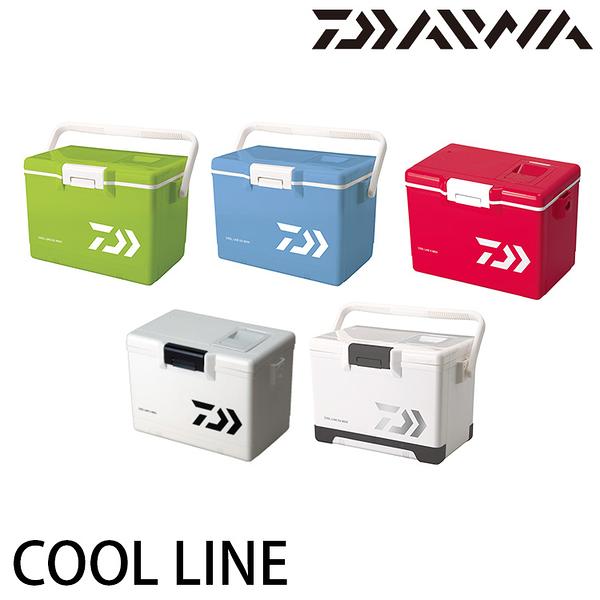 漁拓釣具 DAIWA COOL LINE GU 800X [硬式冰箱]