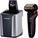 Panasonic【日本代購】松下 電動刮鬍刀 5刀頭 國際電壓 ES-LV7D-藍色
