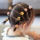 兒童寶寶扎頭發皮筋發繩小發圈頭繩女可愛頭飾【橘社小鎮】