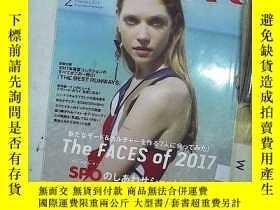 二手書博民逛書店SPUR罕見2017.2 (日文)Y203004