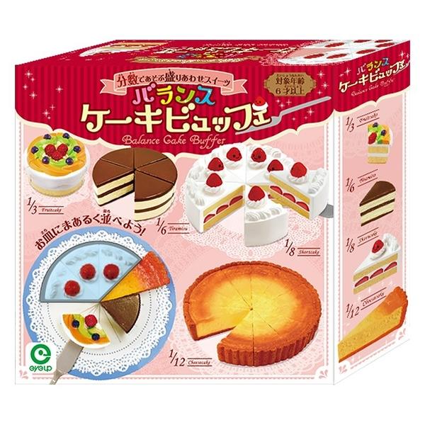 《 日本 EyeUp 》蛋糕切切樂 / JOYBUS玩具百貨