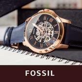 FOSSIL 羅馬假期時尚機械錶 ME3102