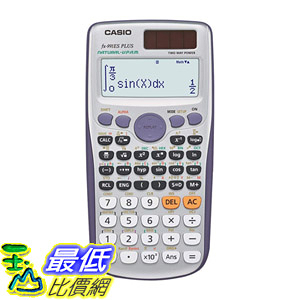 [8美國直購] 計算器 (CASIO) Scientific Calculator (FX-991ESPLUS)
