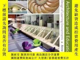 二手書博民逛書店Linking罕見Architecture And Education-建築與教育的聯系Y436638 Ann