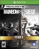 X1 Tom Clancy's Rainbow Six Siege Year 2 Gold Edition 虹彩六號:圍攻行動 2年黃金版(美版代購)