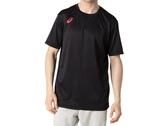 (A9)ASICS 排球主題 排汗衫 T恤 2053A058-001 黑x紅[陽光樂活]