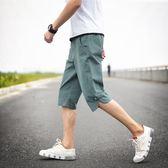 夏季男裝沙灘褲潮流短褲