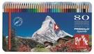 卡達 PRISMALO 高級水溶性色鉛 80色  999.380