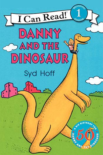 【麥克書店】『快樂讀出英語力』DANNY AND DINOSAUR /英文讀本