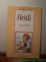 二手書博民逛書店 《Heidi (Longman Classics, Stage 1)》 R2Y ISBN:0582018153│精平裝:平裝本