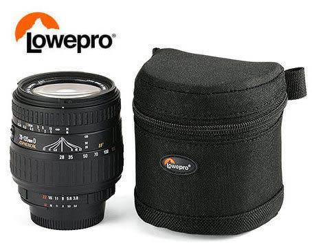LOWEPRO 羅普 Lens Case 1M ★出清特價★ (6期0利率 郵寄免運 公司貨) LensCase 1M / LC1M / LC 1M 鏡頭袋