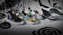 """Vans, Disney team up for new """"The Nightmare Before Christmas"""" collection"""