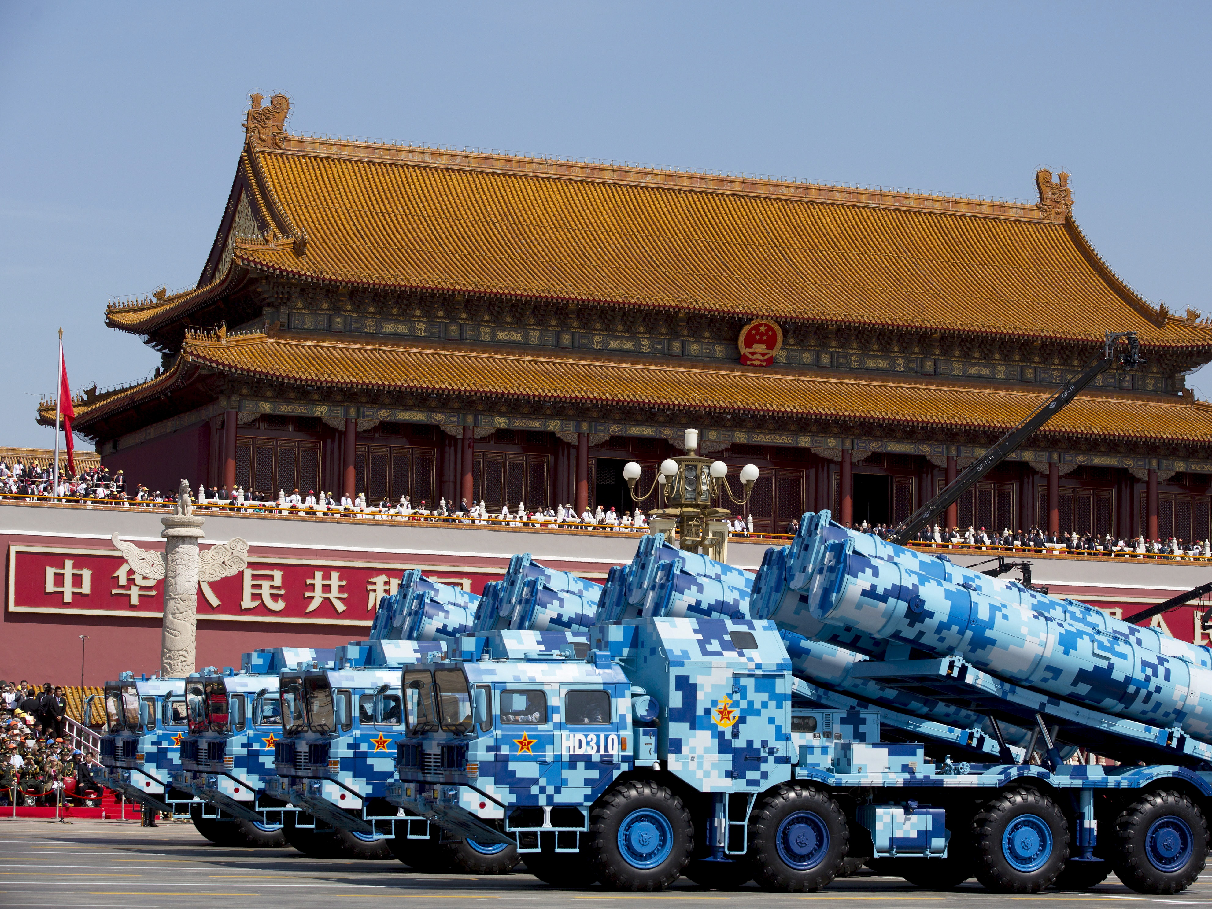 China may be preparing for a crippling preemptive missile strike ...