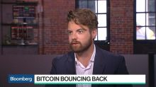 Blockchain CEO Sees Crypto Bounceback