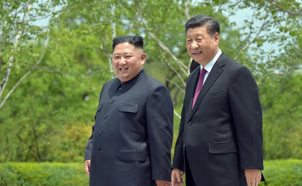 Xi is the first Chinese president to visit North Korea in 14 years