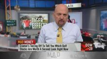 Cramer: These stocks could benefit from Tiger Woods' Masters win