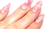 Pimple nail art is here and you won't be able to look away