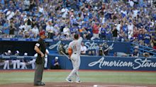 Jose Bautista treated to standing ovation in return to Rogers Centre