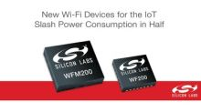 New Silicon Labs Wi-Fi Devices for the IoT Slash Power Consumption in Half