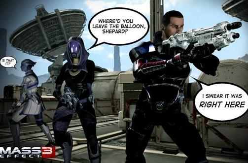 Mass Effect 3: Space Edition almost raffled off in illegal lottery