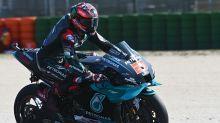 MotoGP 2020: Quartararo on top as Yamaha show improved pace in San Marino