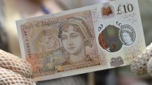 Everything you need to know about the new £10 note