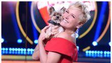 Cachorro de Xuxa morre e apresentadora é substituída por Marcos Mion em gravação