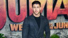 Nick Jonas sigue 'impactado' tras recibir una nominación a los Globos de Oro