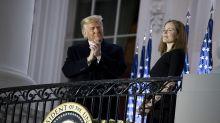 Amy Coney Barrett: Donald Trump bekommt sein Recht