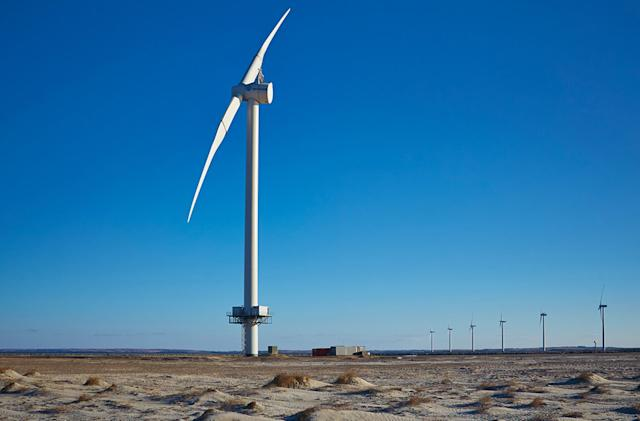 Superconducting tape could lead to lower-cost wind power
