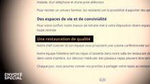Ehpad : manger pour 4 euros par jour quand on paie des frais d'hébergement de plus de 3 000 euros par mois