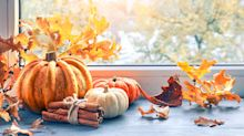 Elegante Herbst-Deko für unter 20 Euro