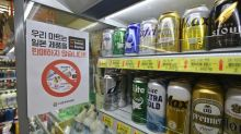 No more for me: S. Korean beer imports from Japan plunge 97%