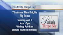 Positively Tampa Bay: Community BBQ Gives Back to Wounded Vets