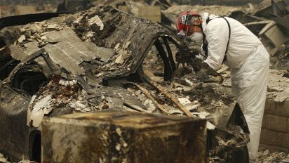 At least 48 dead in Calif.'s worst wildfire ever
