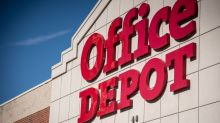 Office Depot Admits Amazon Is Stealing Its Business and Shares Slide 25%