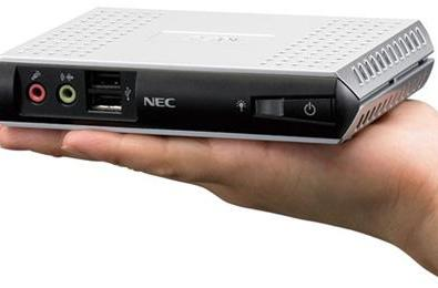 NEC intros diminutive US110 thin-client PC