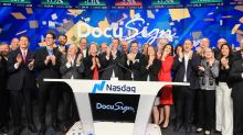 DocuSign IPO Prices Above Range As Stock Jumps By Double-Digits