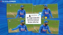 Virat Kohli's reactions to umpire's decision during first Australia ODI inspires memes