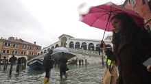 PHOTOS: Venice flooded from rising tides and rain